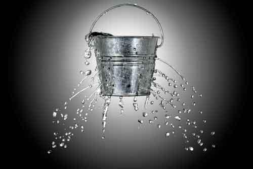 College Enrollment Leaky Bucket